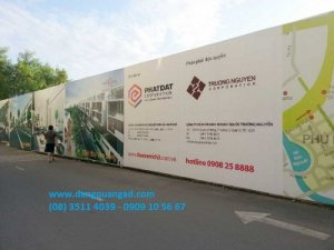 Làm hàng rào công trình tp HCM