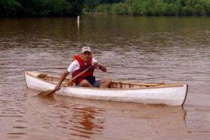 Hình ảnh: Thuyền bè nhỏ phục vụ du lịch làm bằng giấy tyvek chống thấm nước