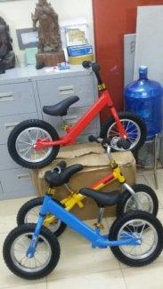 Siêu xe cho bé yêu - xe đạp thăng bàng cho bé