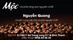 Cafe Nguyên Chất Mộc Buôn Hồ - Nguyễn Quang