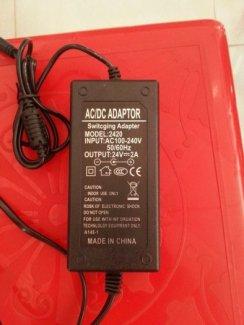 Nguồn Adapter  24v-2A
