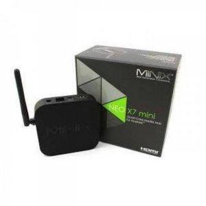 Android TV BOX Minix NEO X7 mini