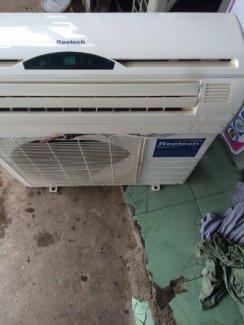 Máy lạnh Retech 1 hp hàng thùng.