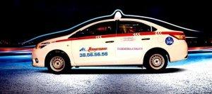 Giải Pháp Quảng Cáo Taxi