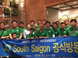AnnA Collection hân hạnh được chọn là nhà thiết kế đồng phục cho Tổ chức Phi lợi nhuận - JCI South Saigon.