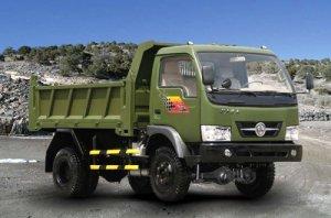 Ô tô tải tự đổ Việt Trung