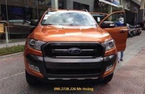 Ford Ranger Wildtrak 2.2L 2016, Đủ màu, giao ngay