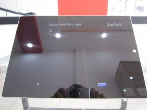 Surface Pro 3 Core i5/4/128 Mới 99%, máy+sạc, xách tay Mỹ, giá rẻ