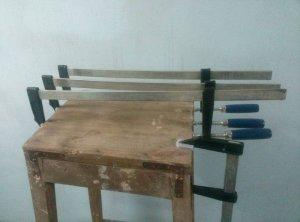 Thiết bị kẹp F chế biến gỗ, đồ handmade các loại