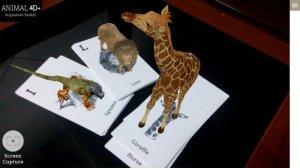 Thẻ 4D+, thẻ thực tế ảo 4d, thẻ động vật thực tế ảo 4d+, thẻ khủng long thực tế ảo 4D, thẻ không gian thực tế ảo 4d, thẻ nghề nghiệp thực tế ảo 4D, thẻ 4d