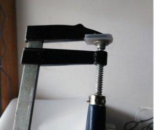 Dụng cụ làm mộc, tool làm mộc, dụng cụ làm gỗ, dụng cụ kẹp gỗ,  Kẹp F 80x500