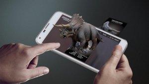 Dinosaurs 4D+ thẻ khủng long thực tế ảo 4D