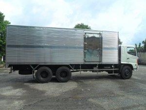 Xe Tải ISUZU 3 Chân,16 tấn,Thùng dài7.8M / 9.6m Trả góp Lãi suất Thấp