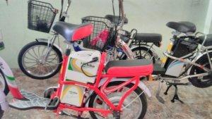 Bán xe đạp điện mới tinh