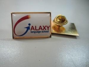Cơ sở sản xuất bảng tên, huy hiệu, in logo bảng tên cài áo giá rẻ