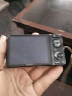 Máy ảnh Sony DSC-WX1 Trắng 10.2Mp zoom số 5x