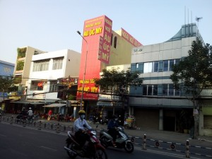 Trung tâm tiếng Anh