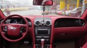Bentley Continental Flying 2009 màu xám