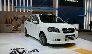 Bán xe Chevrolet Aveo giá tốt nhất