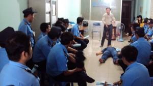 Khóa học sơ cấp cứu tại Hà Nội
