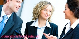 Khoá Học Tiếng Anh Giao Tiếp Quốc Tế Tại Trường Ngoại Ngữ Âu Úc Mỹ