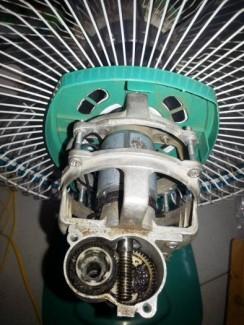 Động cơ 12v- johnson chế quạt