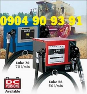 Bơm dầu diesel Cube 56,Bơm dầu diesel Cube 70,cột bơm dầu cấp phát nội bộ