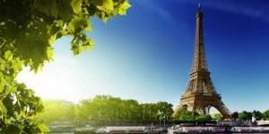 Bay Paris tháng 4-5-6