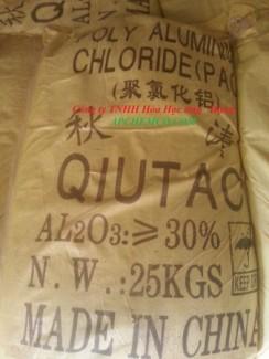 Bán PAC 30%,  hàng Qiutao Trung quốc.