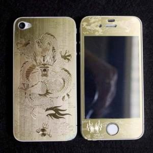 Cường Lực 2 mặt Iphone 6 Hình Rồng