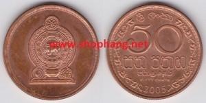 Tiền Xu Sri Lanka