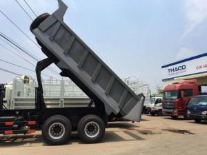 Xe Ben 3 giò D240 13T (13 tấn ), xe Ben Trường Hải Tây Ninh.