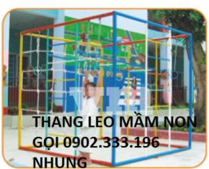 Thang leo mầm non