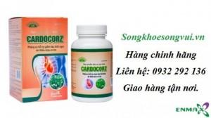 Cardocorz hỗ trợ điều trị bệnh mạch vành