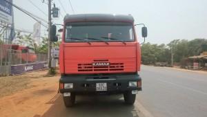 Kamaz tải thùng 19 tấn, 6540 loong