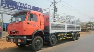 Kamaz tải thùng 19 tấn, siêu khuyến mãi