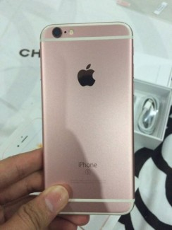 Iphone 6s màu rose 16g fullbox
