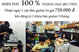 K Hoặc bạn muốn đăng kí hoc guitar mà không...