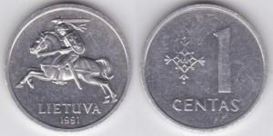 Tiền Xu Lithuania
