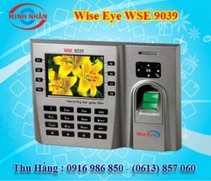 Máy chấm công Wise Eye 9039 - lắp tại Xuân Lộc Đồng Nai