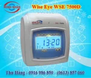 Máy chấm công Wise Eye 7500D - giao hàng tại Xuân Lộc Đồng Nai