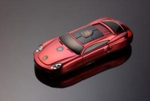 Điện thoại bật lửa  siêu xe porsche Y918