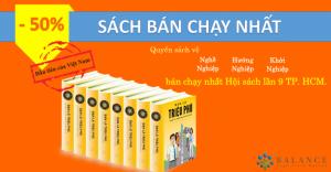 Giảm 50% Sách Bạn Là Triệu Phú trước mùa...