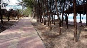 Nhượng gấp QSD Thị xã LaGi, tỉnh Bình Thuận, đang khai thác kd resort