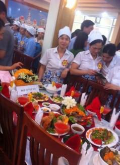 Đào tạo khóa học nghề nấu ăn lấy chứng chỉ cấp tốc