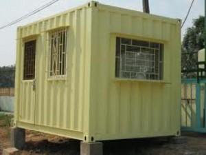 Container nhà bảo vệ 10 feet