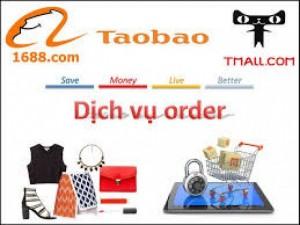 Order hàng từ Taobao,1688,Alibaba,Tmall cực nhanh!