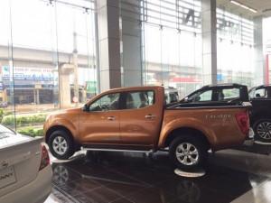 Bán Nissan Navara EL 1 cầu số tự động hoàn...