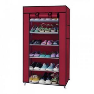 Tủ giày bằng vải  6 tầng, tiện gọn cho gia đình