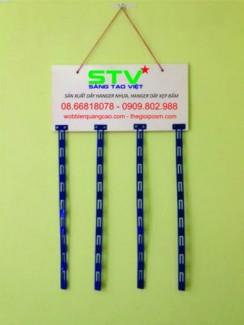 Sản xuất hanger dây nhựa, hanger móc nhựa, hanger day nhua, hanger dây nhựa, Dây Hanger nhựa, Cung cấp dây hanger nhựa giá rẻ, in wobbler
